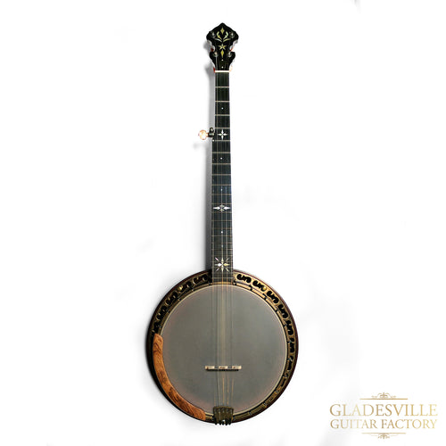 Ome 5-String North Star Vintage Resonator Banjo S/N0 6637
