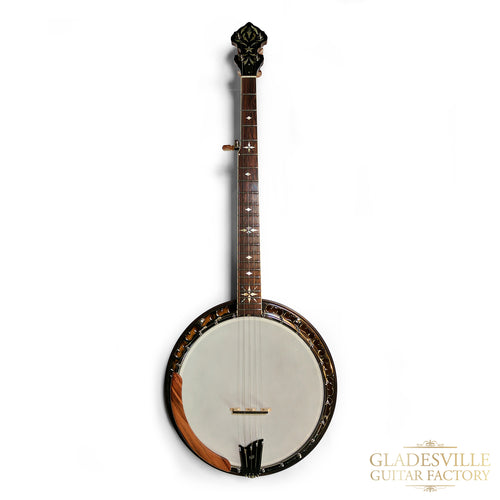 Ome 5-String Oracle Resonator Banjo