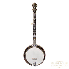 Ome Primrose 5-String Resonator Banjo