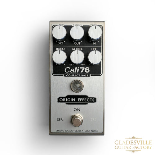 Origin Effects 76-CB Cali76 Compact Bass - Compressor