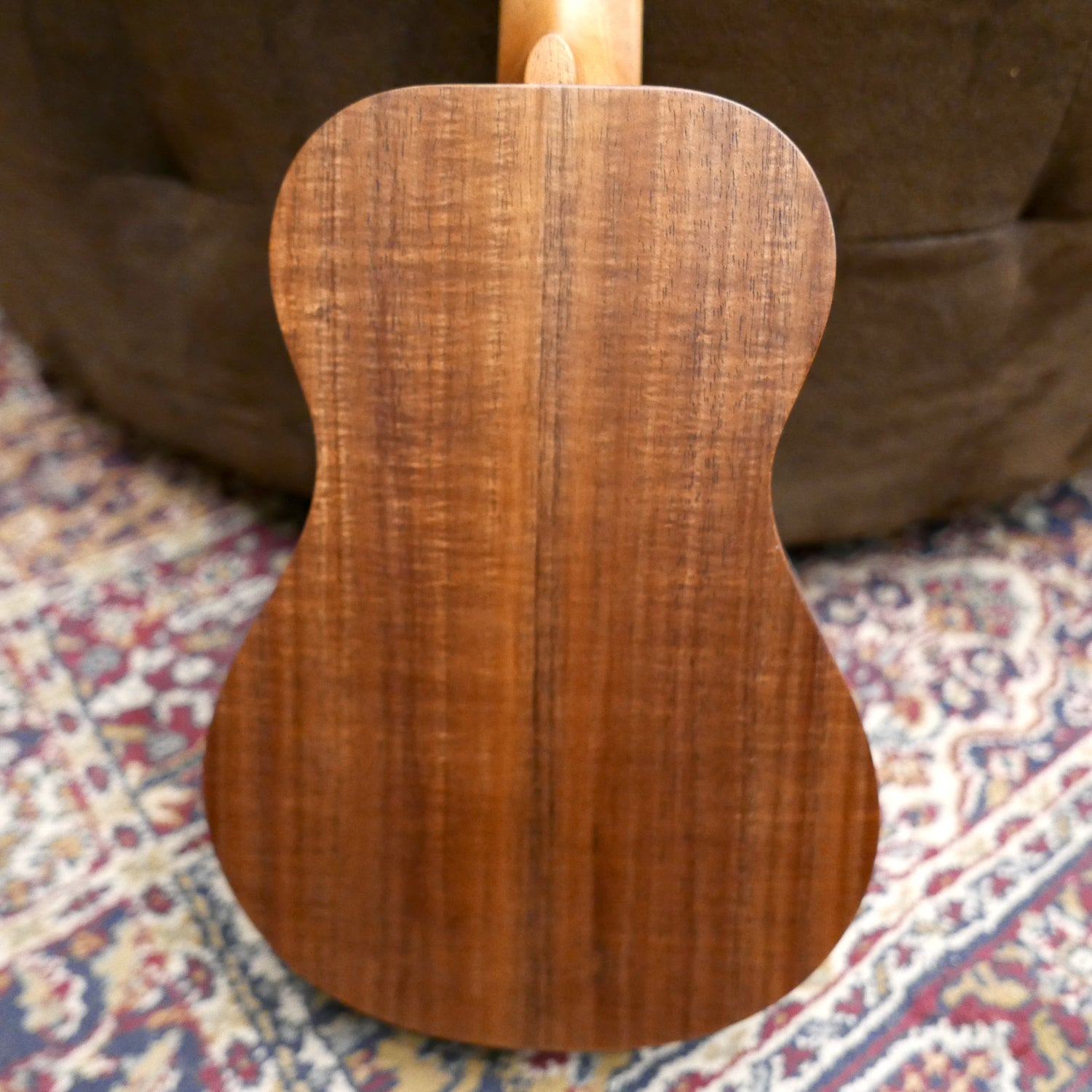 Maton Custom Concert Ukulele-Highly Figured Blackwood w/Case