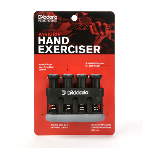 D'Addario PW-VG-01 Varigrip Hand Exercise