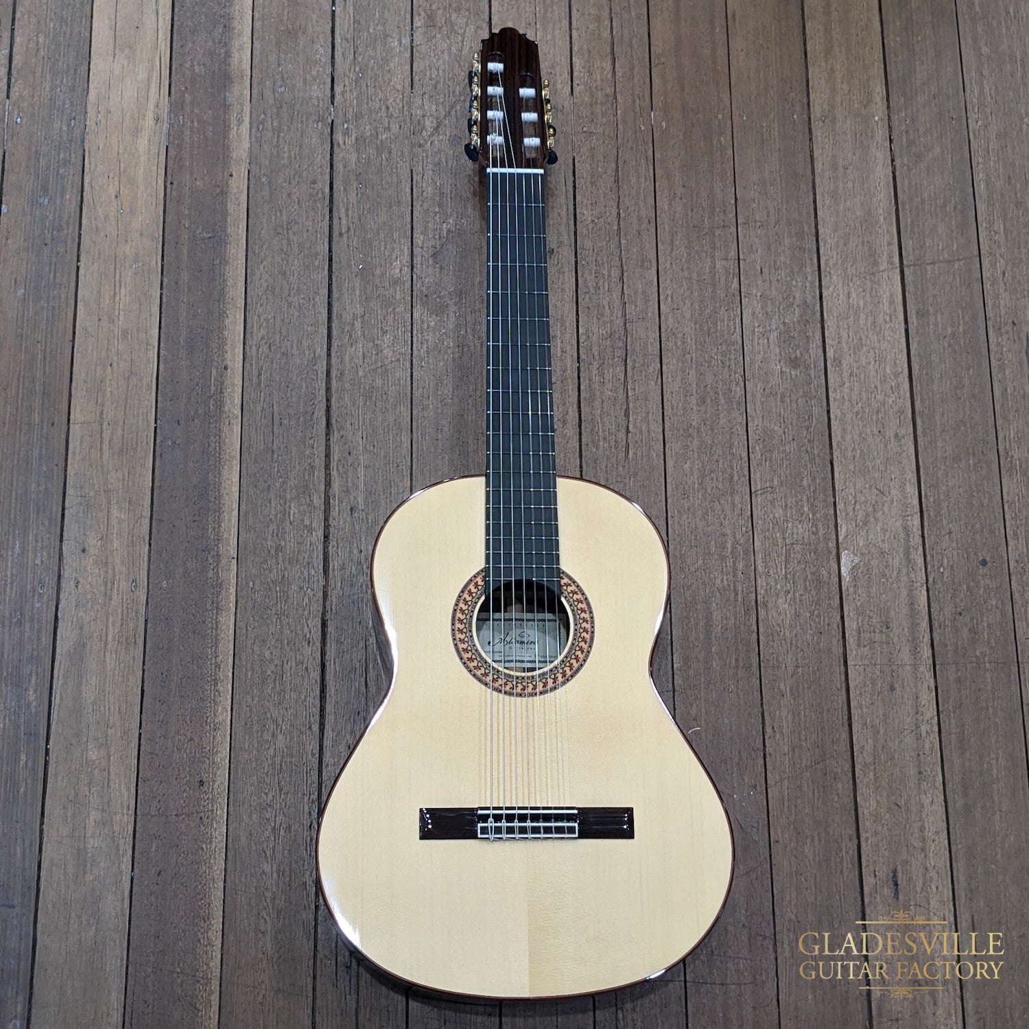 Altamira Sete Cordas 7 String Classical Guitar