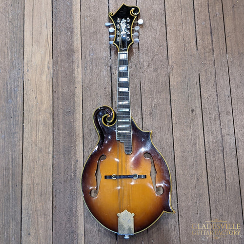 ( Ibanez ) Mandolin 523 Birdseye Maple 70's w/Case - Used