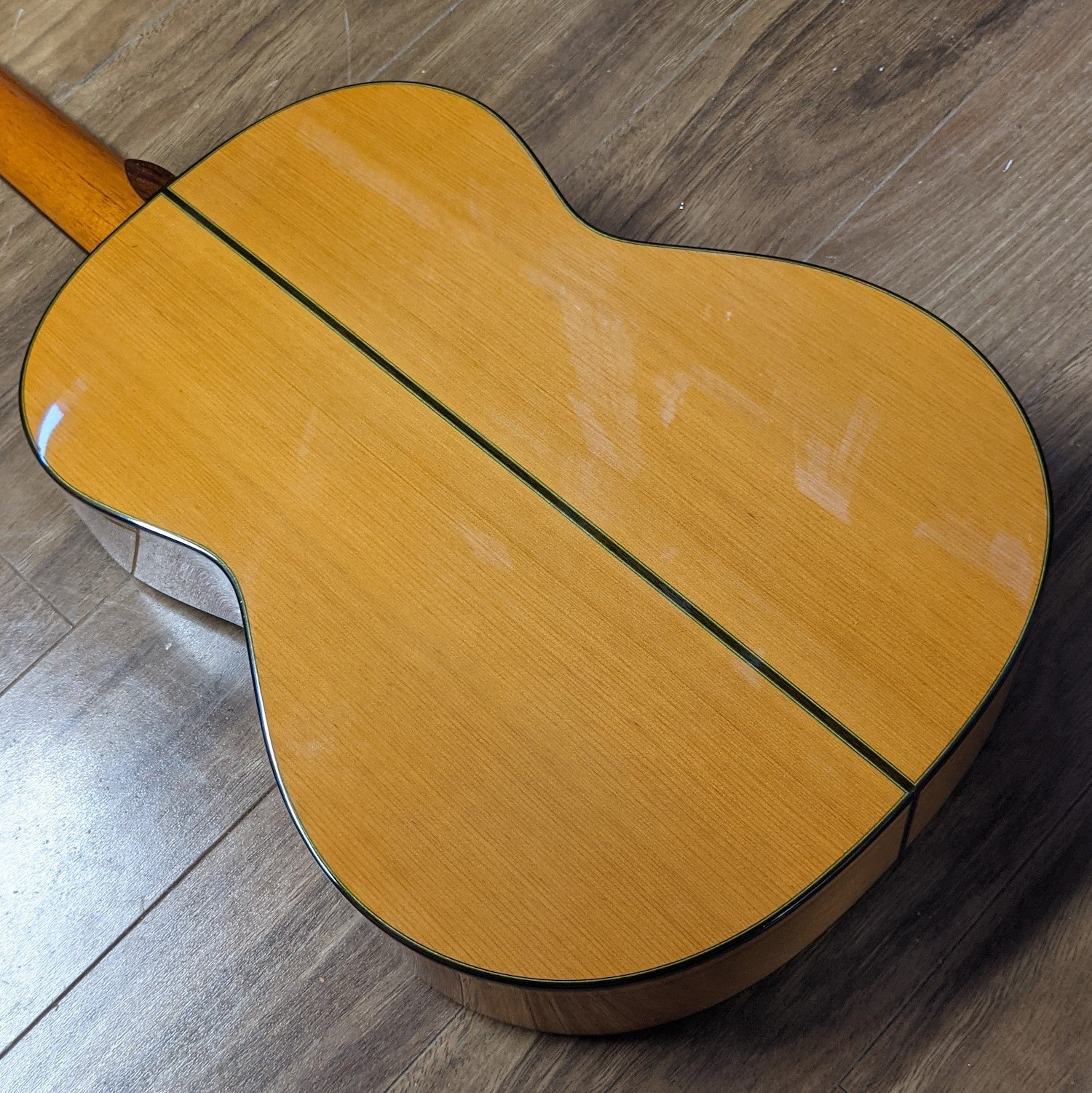 Katoh KSF All Solid Flamenco Guitar w/Case - Used