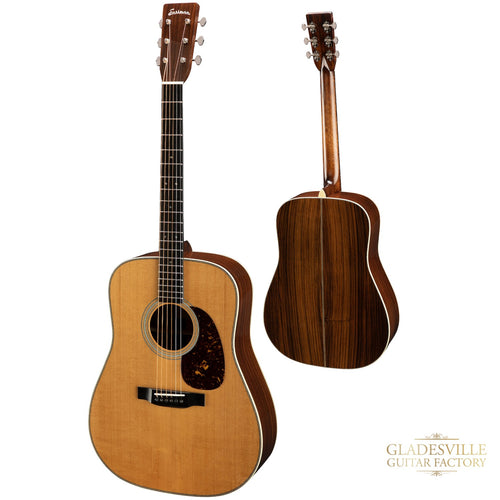 "Eastman E8D-TC  Dreadnought Acoustic Sitka/Rosewood ""Thermo Cured"""
