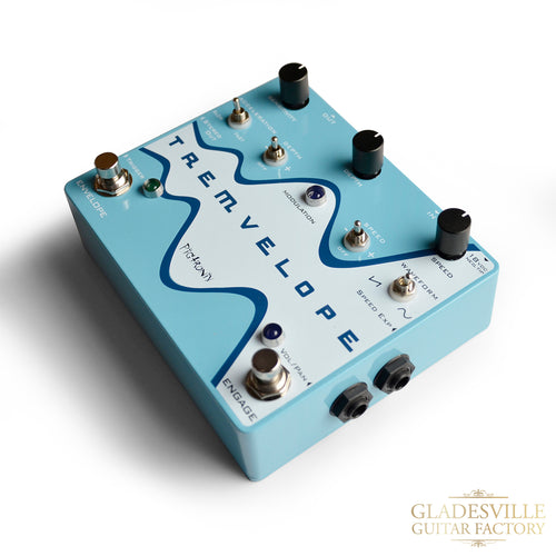Pigtronix Tremvelope Envelope Modulated Tremolo