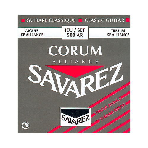 Savarez 500AR Red Std Tension Corum