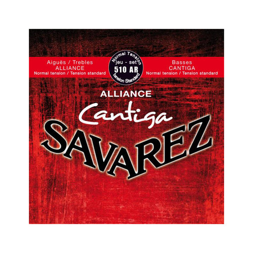 Savarez 510AR Red Norm Tension Cantiga