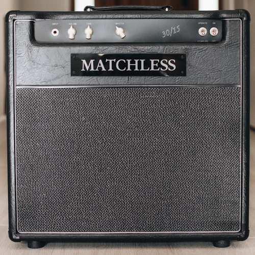 Matchless 30/15 30W Combo 112 Black/Silver