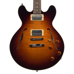 Collings i35LC Tobacco Sunburst ThroBak pickups