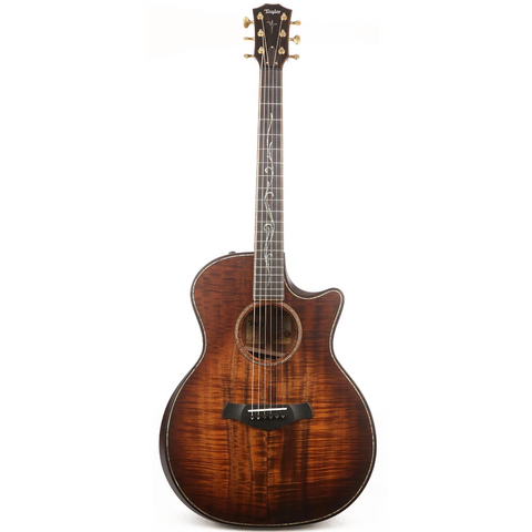 Taylor K14CE Builders Edition Grand Auditorium V-Class