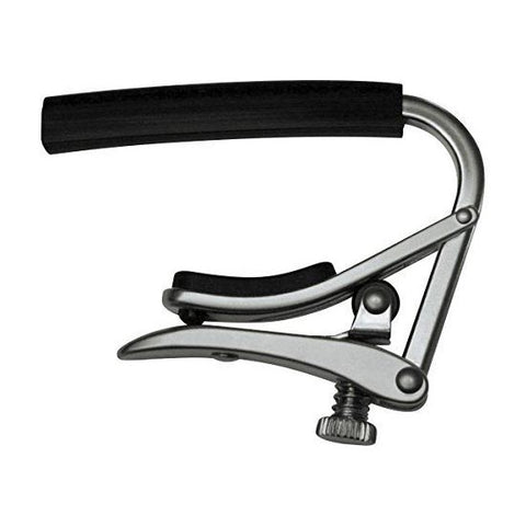 Shubb Capo Royal Steel String-Gold