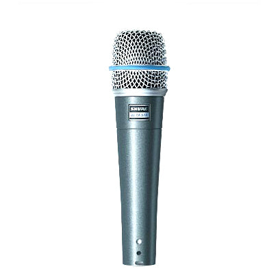 Shure SM58-LCE Dynamic Vocal Microphone