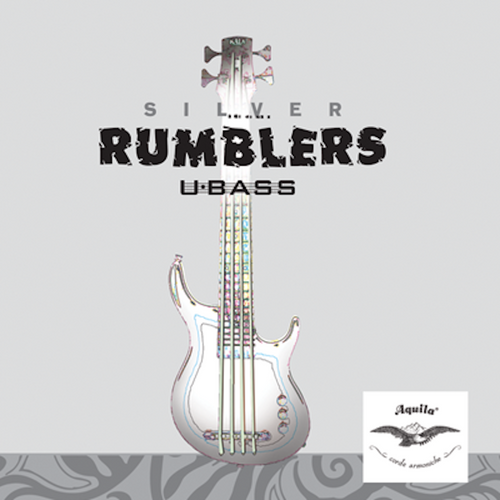 Aquila Silver Rumblers U-Bass Strings