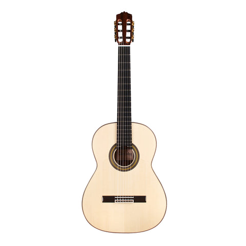Katoh KSF-EQ All Solid Flamenco Guitar Cutaway Pickup
