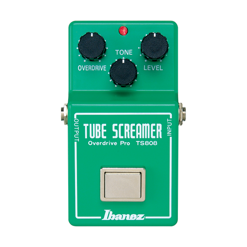 Ibanez TS808 Reissue Tube Screamer Pedal
