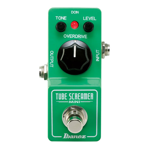 Ibanez TS Mini Tube Screamer Pedal
