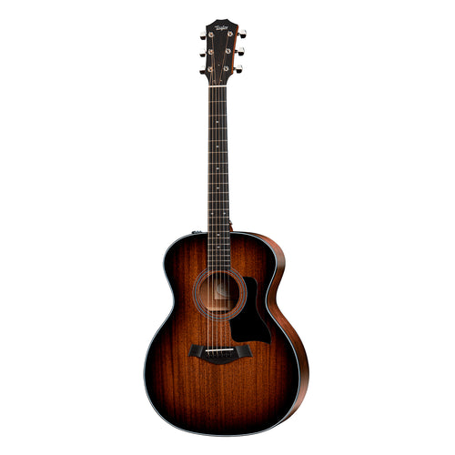 Taylor 324E Grand Auditorium Blackwood Mahogany