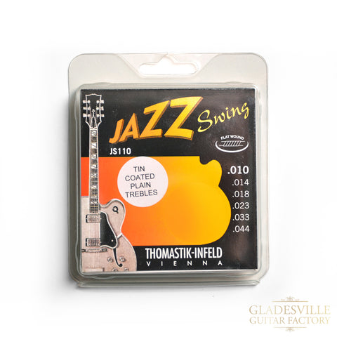 Thomastik JS113 Jazz-Swing Flatwound Strings 13-53