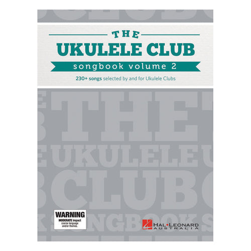 Ukuleke Club Songbook Volume 2
