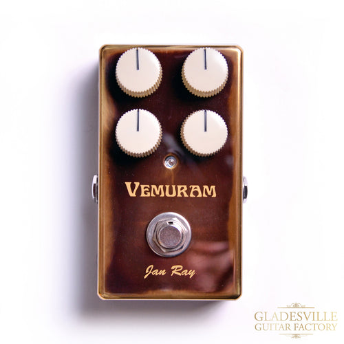 Vemuram Jan Ray Overdrive Pedal
