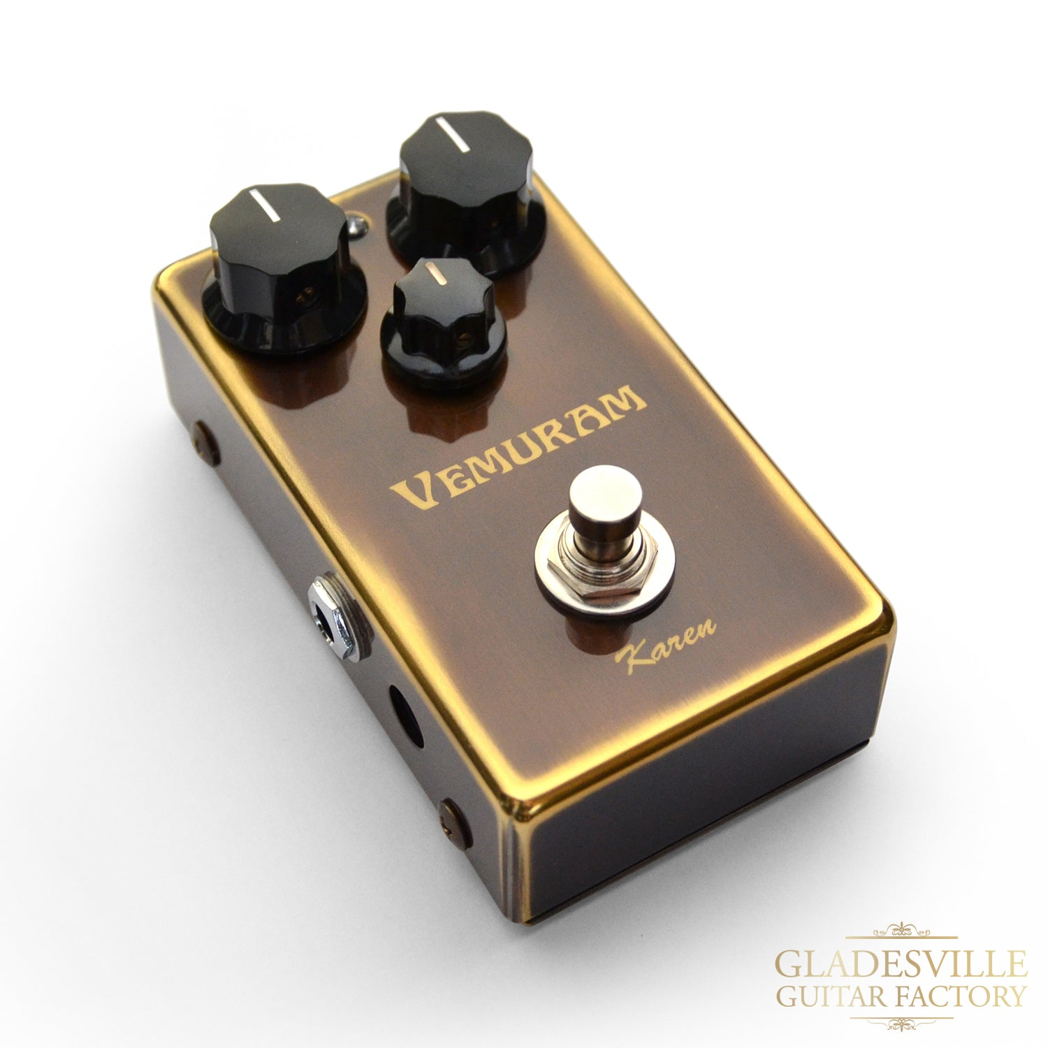 Vemuram Karen Distortion Pedal