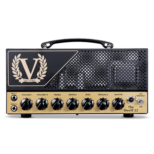 Victory Sheriff 22H Amplifier