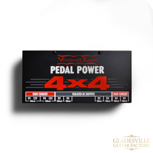 Voodoo Lab Pedal 4x4 Isolated Power Supply