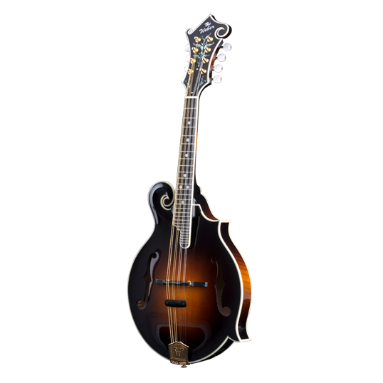 Weber Yellowstone F Style Fern Burst Mandolin