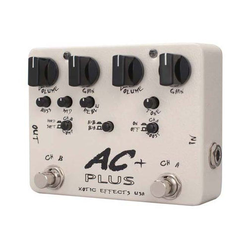 Xotic Effects AC Booster + Plus