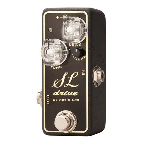 Xotic Effects SL Drive - Overdrive Pedal
