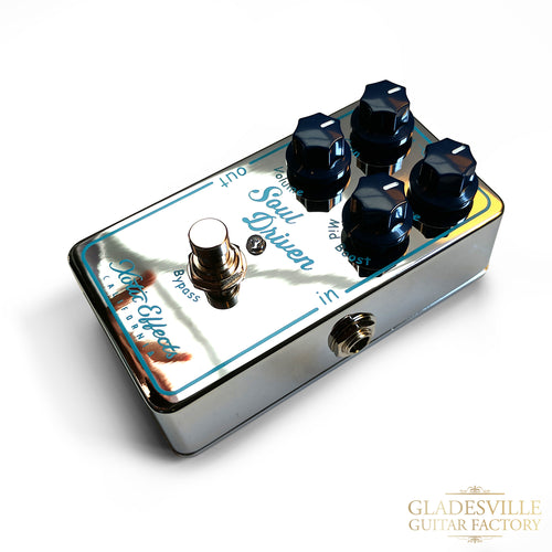 Xotic Soul Driven Boost / Overdrive