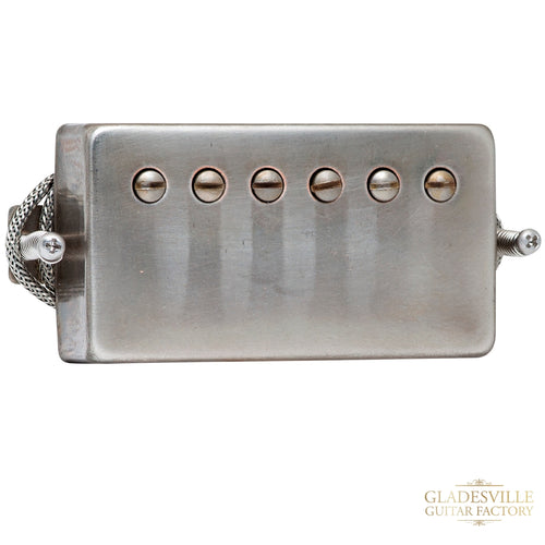 Xotic Raw Vintage RV-PAF Humbucker Aged Nickel Covered