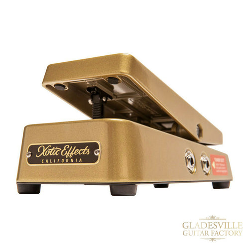 Xotic Volume Pedal Gold 250K