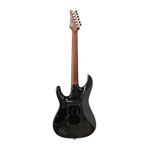 Ibanez AZ242PBG CKB Electric Guitar with Bag - in Charcoal Black Burst