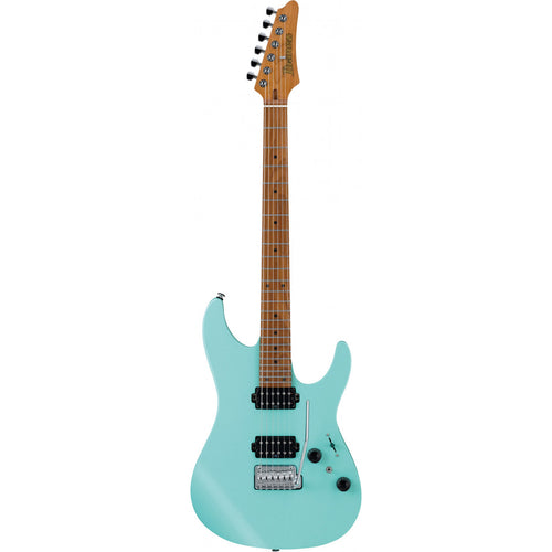 Ibanez AZ242 SFM Electric Guitar with Bag - in Sea Foam Green Matte