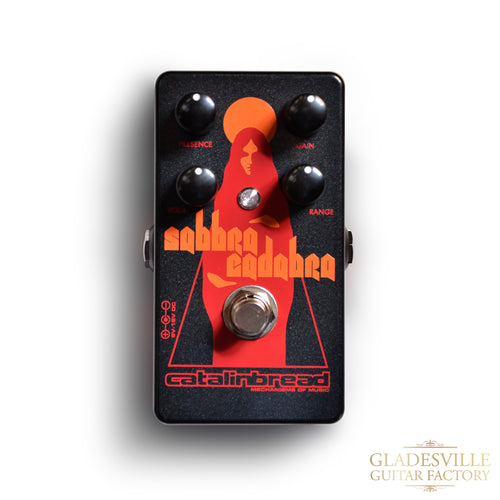 Catalinbread Sabbra Cadabra Treble Boost / Overdrive