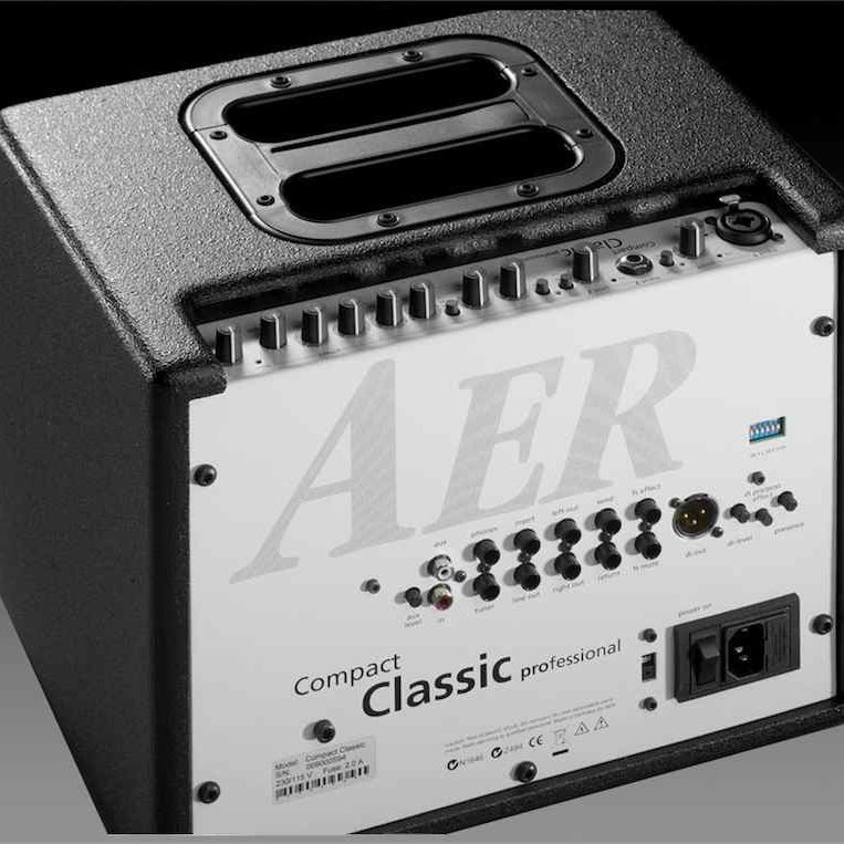 AER Compact Classic Pro Classical Guitar Amplifier-Consign Pro