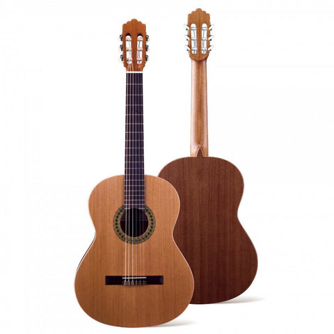 Altamira N700F Flamenco Guitar French Polished Solid Spruce Top/Solid Cypress Back & Sides w/Case