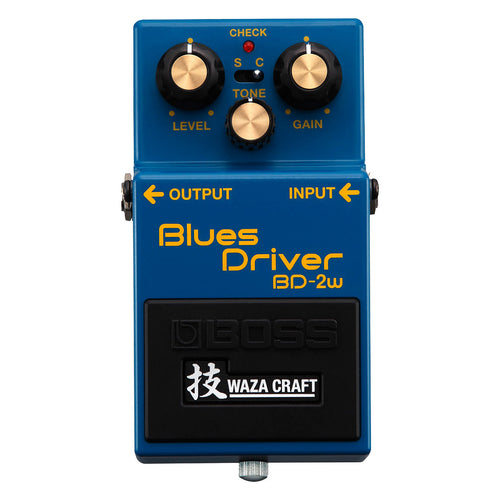 Boss BD2W New Blues Driver