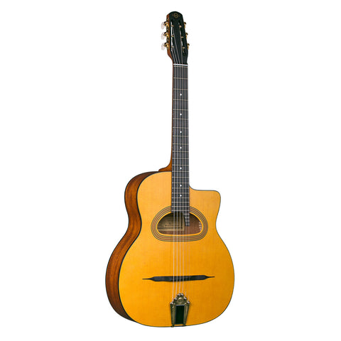 Cigano GJ-0 Oval Hole Gypsy Jazz Guitar