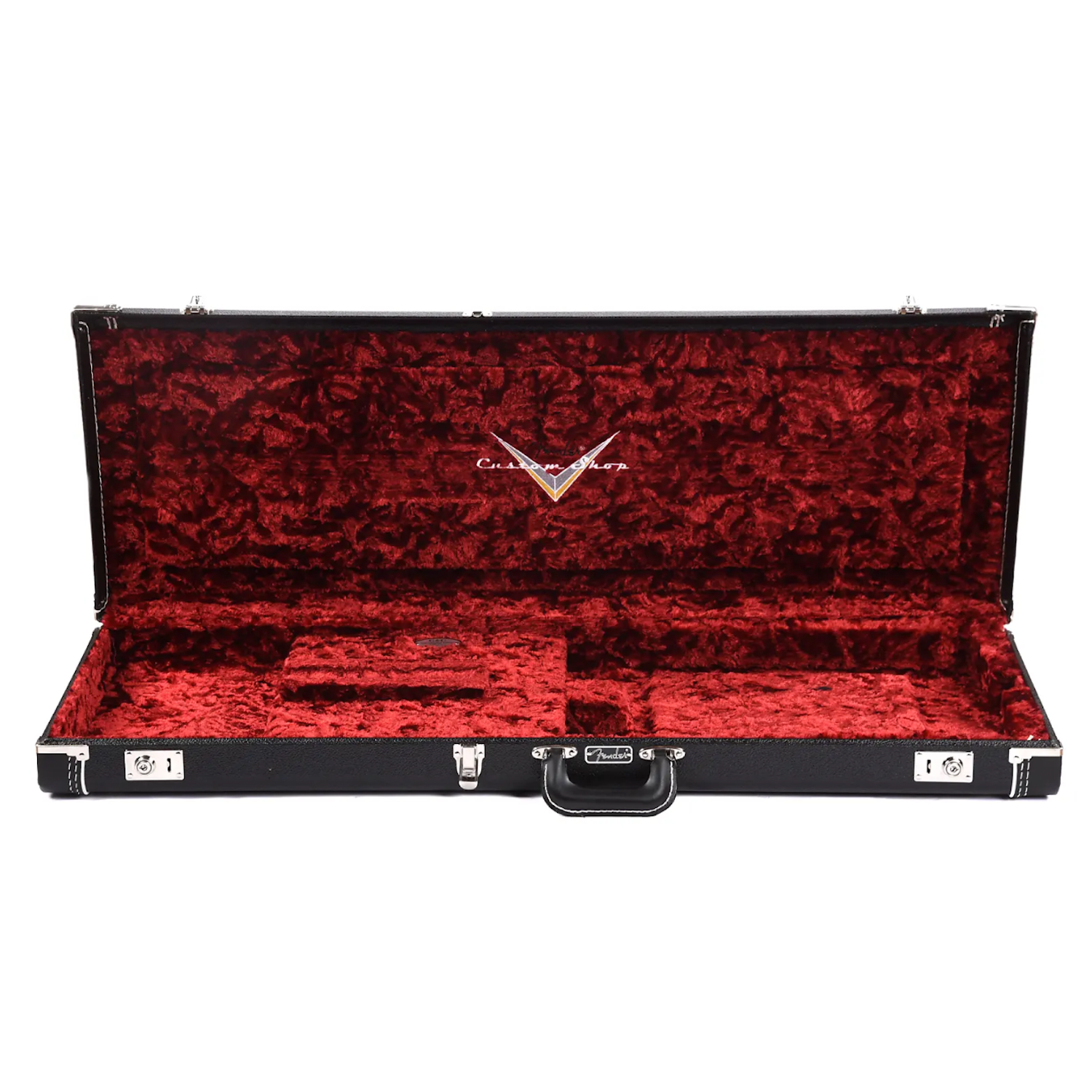 Fender Custom Shop Guitar Case Crushed Velvet