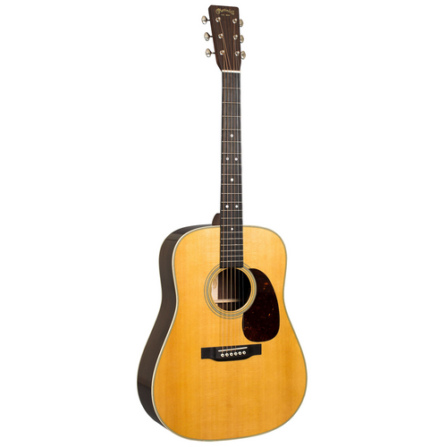 Martin D28: Standard Series Dreadnought Acoustic Guitar