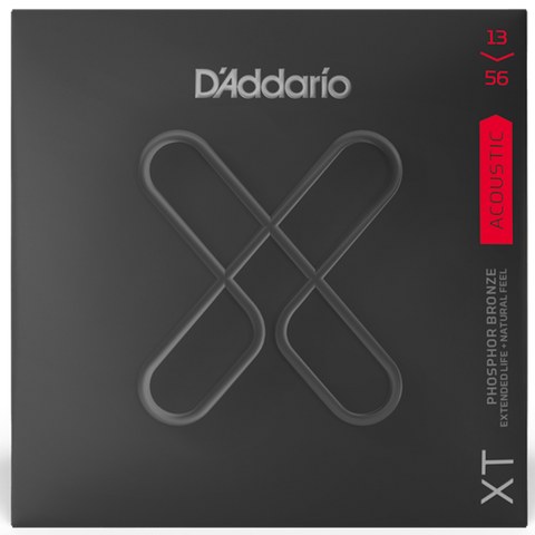 D'Addario SET ACOUS XT 80/20 X-LIGHT