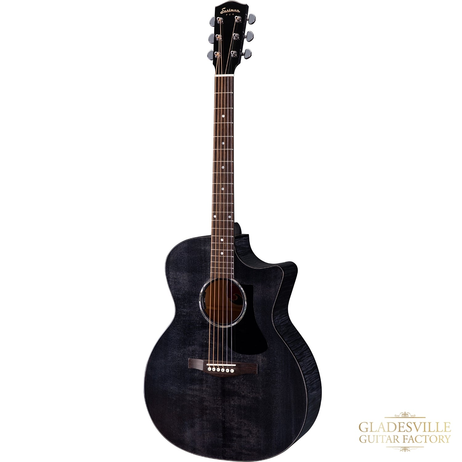 Eastman PCH3-GACE-TBK Grand Auditorium Acoustic