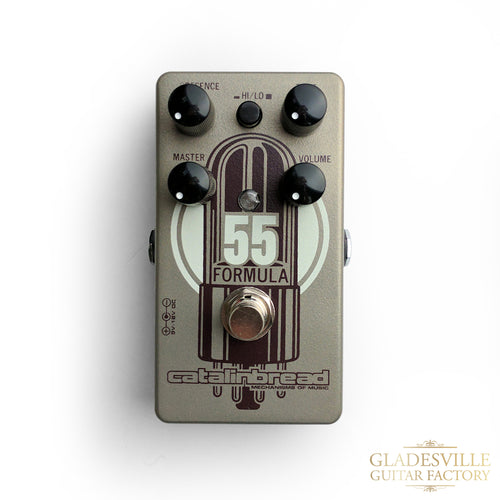 Catalinbread No. 55 Formula Preamp Overdrive