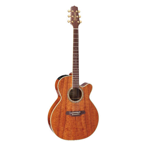 Takamine EF508KC NEX/Grand Auditorium Figured Koa