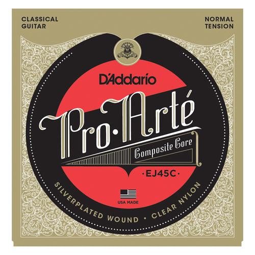 D'Addario EJ45C Composite, Normal Tension