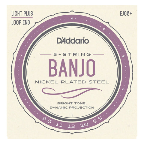 OME 5-String Banjo Set Light